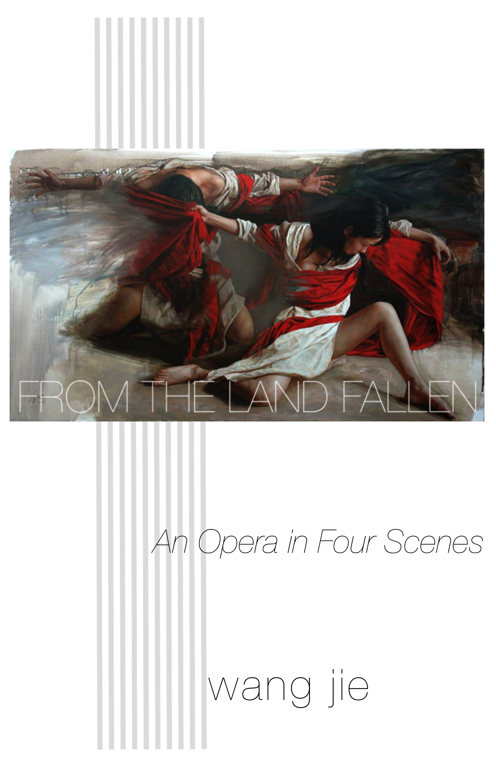 00From the land fallen_score cover